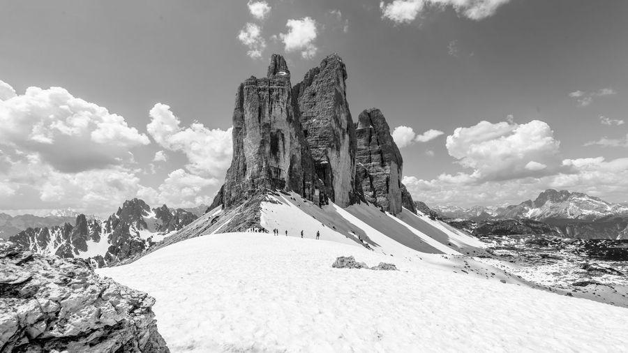 The Three Peaks