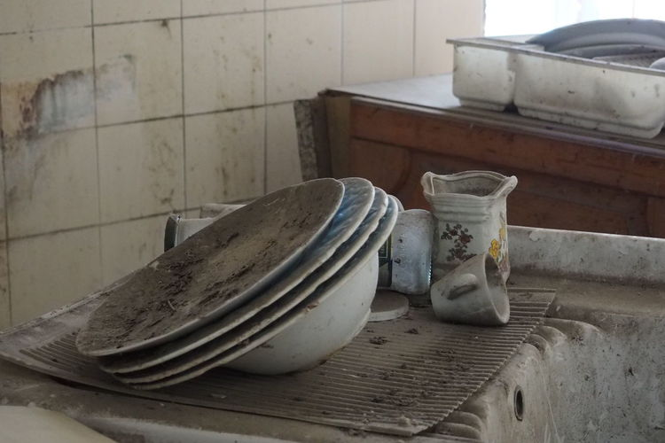 Scampia Abandoned Architecture Broken Down House Close-up Documentary Failure  Indoors  Lost Place Napoli Sails Scampia Social Housing Vele