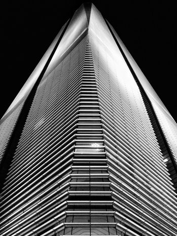 Chinese Industrialization Architecture Blackandwhite Bw_collection Symmetrical