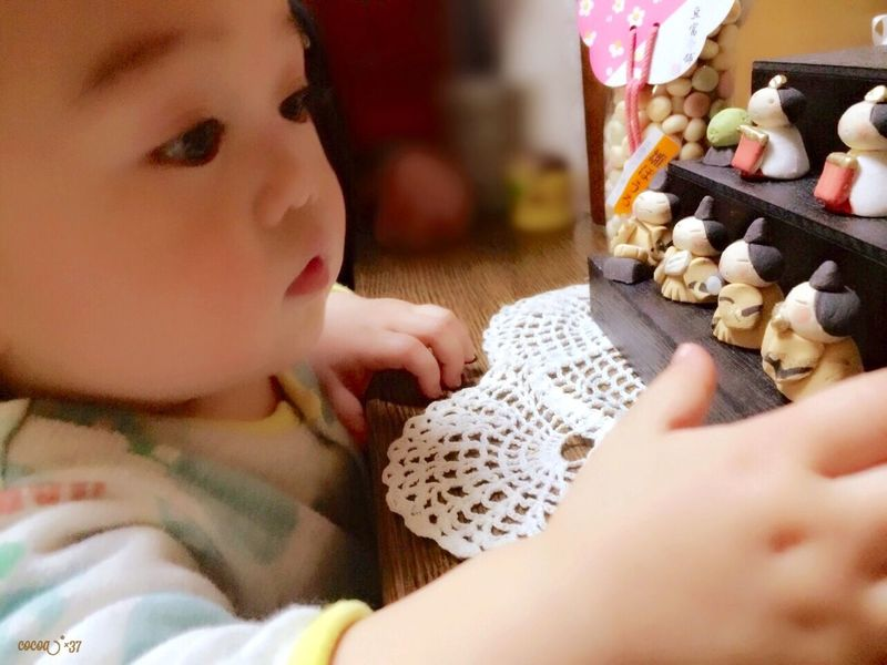 Asian Culture ひなまつり 雛祭り Japan Springtime 桃の節句 Color Portrait My Baby Family
