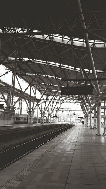 서울역 플랫폼