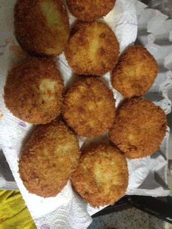 Croquette Homemade