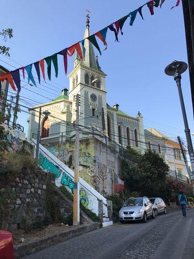 Valparaíso First Eyeem Photo