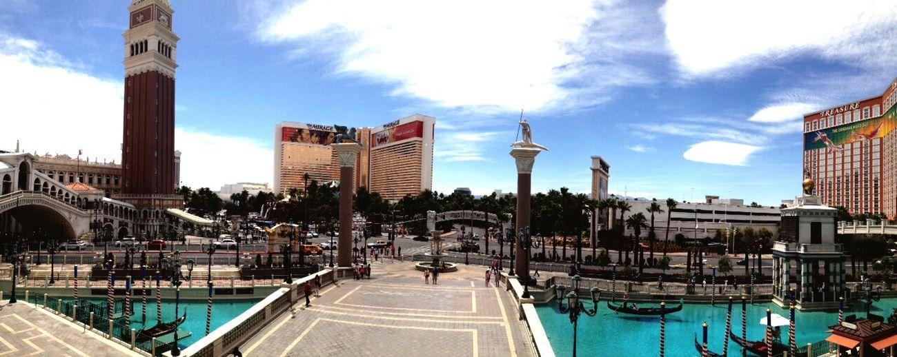 Venetian Las Vegas Gopro Panorama Venedig Gondole In Venice Venice USA Nevada Love