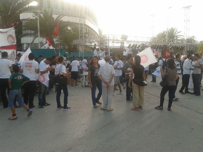 les preperatifs Brahmi Tnac Ra7il #tunisia #degage #ta7iatounes Bardo
