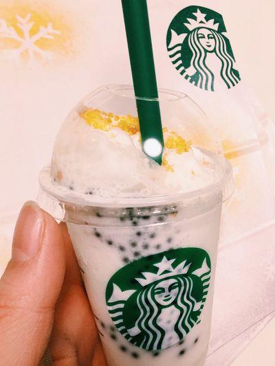スターバックス Starbucks Frappucino フラペチーノ スタバ Banana Yummy Japan