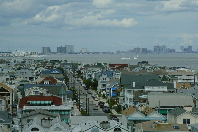 Jersey Shore Adapted To The City No People Rooftops The Architect - 2017 EyeEm Awards