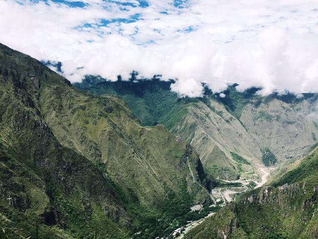 Nature Scenics Beauty In Nature Landscape Mountain Macchu Picchu Peru South America