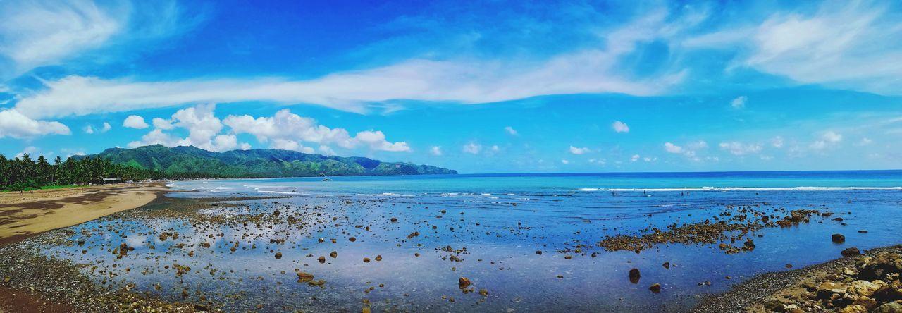 12th Paradise Beach Beachphotography Landscape Panorama Itsmorefuninthephilippines Philippines Glan