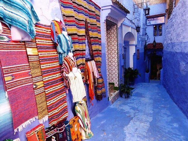 アフリカ Morroco Beautifulview Beautiful Blue Blue City Beautiful Town Trip Traveling The Most Beautiful
