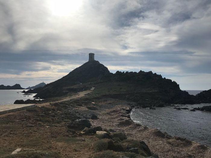 Sky Tranquility Nature îles sanguinaires corse Corse Iles Sanguinaires Island France