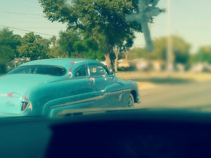 Saw this car...though it was nice Taking Photos