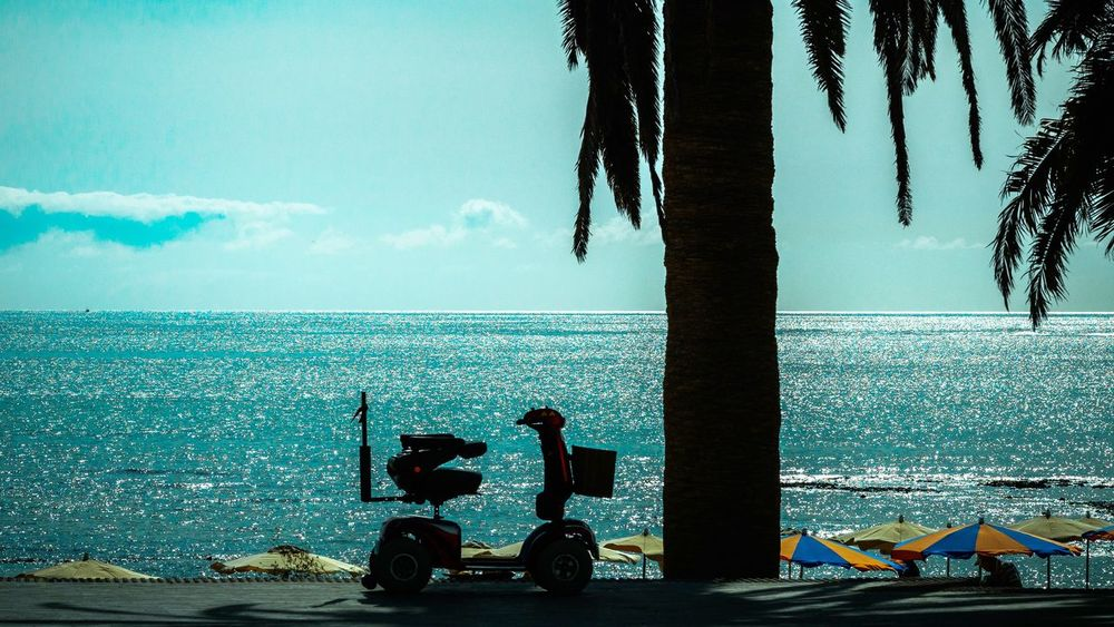 The summer is ending.. Water Sea Horizon Over Water Sky Vacations Seascape Summer Islandphotography Photooftheday Eyemphotography Eyem Best Shots Getty Images Color Photography Picoftheday Landscape Streetphotography Eyemgallery Corralejo Fuerteventura