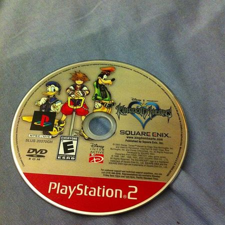 Good night. KINGDOM Hearts Ps2 Epic shit