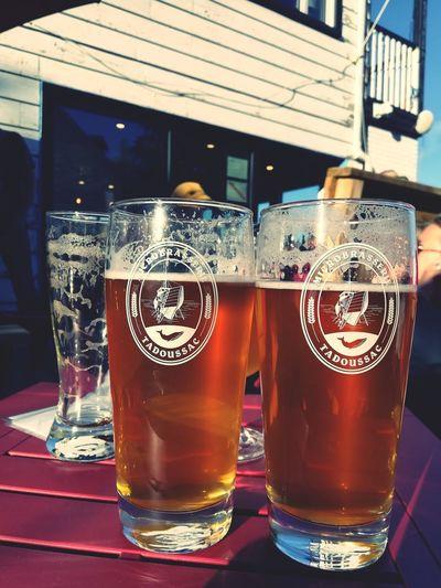 Beer Micro Beer Brewery Shot Glass Hard Liquor Bar - Drink Establishment Bar Counter
