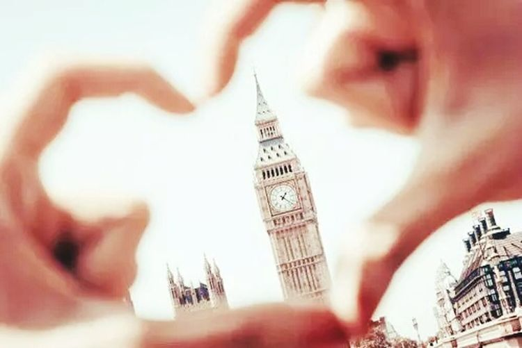 I love this city. 🏫🏠☀☀