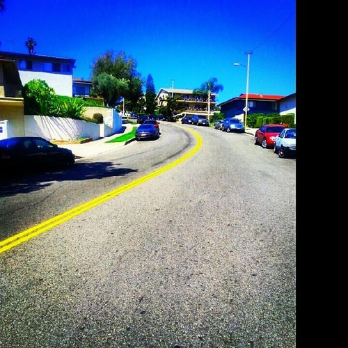 MontebelloHills MontebelloCity Losangeles 21323 Eastside California Westcoast southerncal suburbs LacountyStreets hillstreets Skyporn Uphill trees Palmtrees Springday Started from the bottom now we here !!