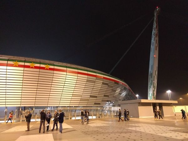 Juventus Stadium Stadium Stadium Atmosphere Structural Engineering Large Group Of People Sand Travel Destinations People Night Group Of People Beach Architecture