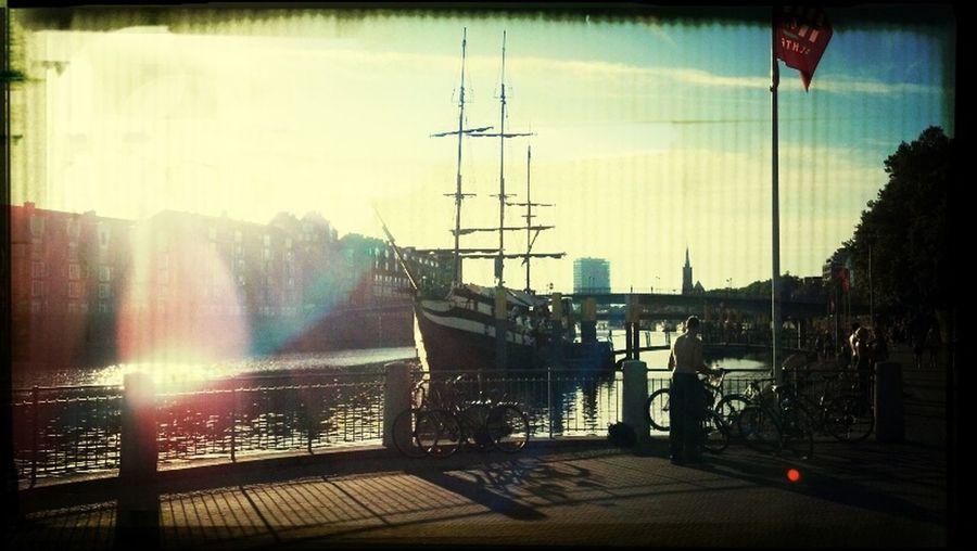 Chilling In Bremen
