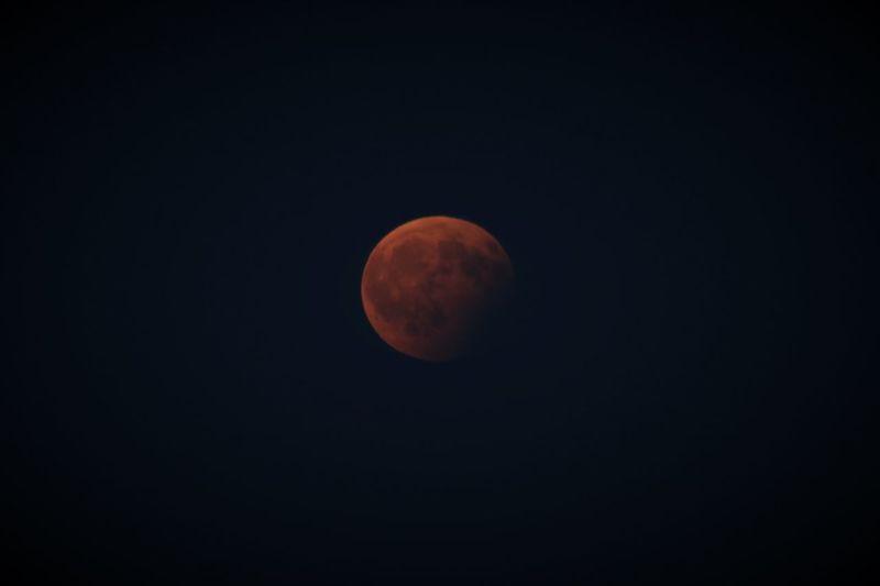 Lunar Eclipse Moon Mondfinsternis