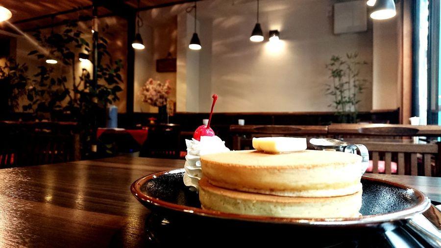 Pancake Tokyo,Japan Kichijoji Japanese-style Dessert Cake Close-up Sweet Food Food And Drink