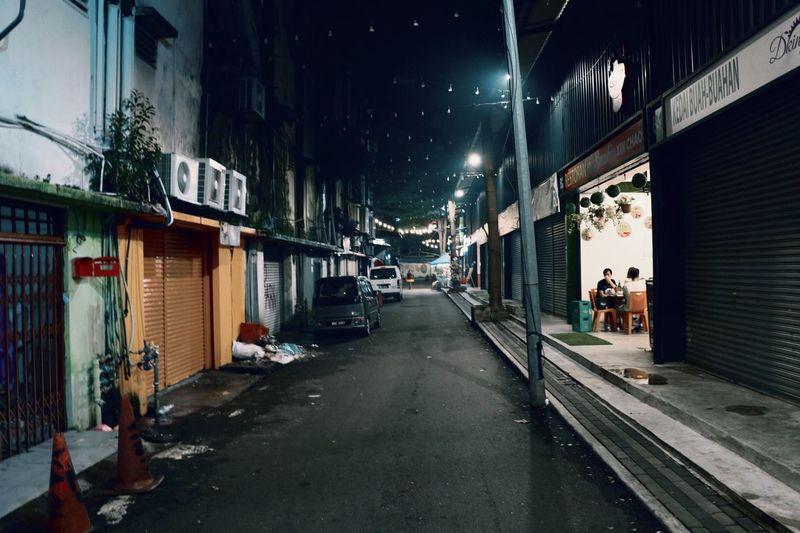 Alley Kuala