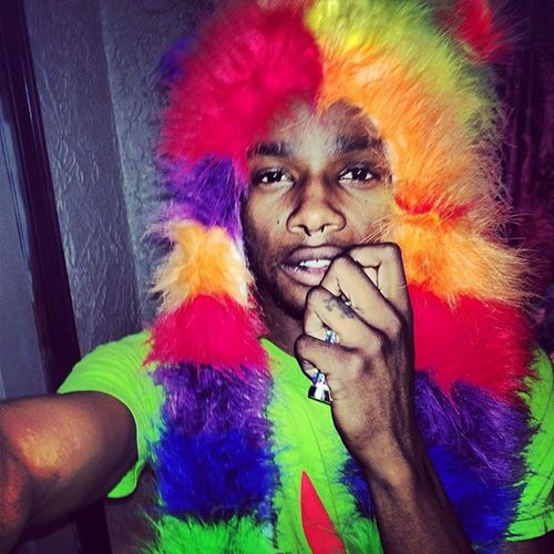We're gonna rave it through the night :) Furry Furlover Rainbow DOPE swag cutie