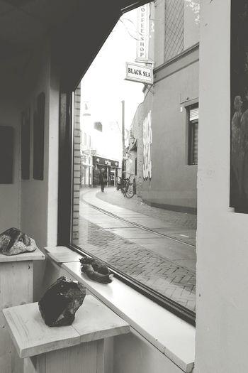 Window Architecture Fenster Holland❤ Streetphotography Atelier Studio