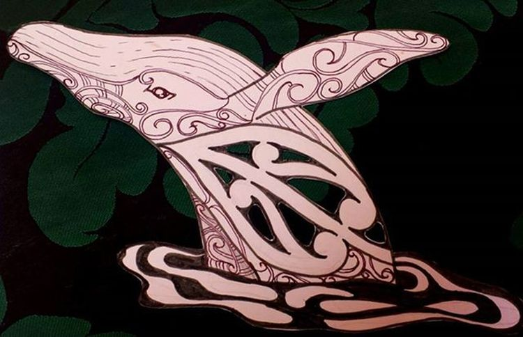 Whale in maori design 🐳 (close up of whale only) Whale Whalewatching  Art Art Arts_help Followforfollow Followme Designers Tattoo Featureme Featuregalaxy Aotearoa Lineart Graphicart Detail Fashionable Prints Papercut Diving Fineliners Ocean Fishing Blackandwhite andwhite