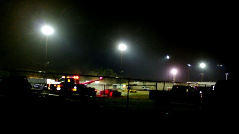 Crash And Burn Motorcycles Racecar