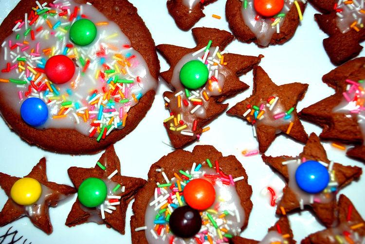 Celebration Christmas Christmas Decoration Food And Drink Honey Cake Honey-cake Pierniczki Pierniki Ready-to-eat Tradition