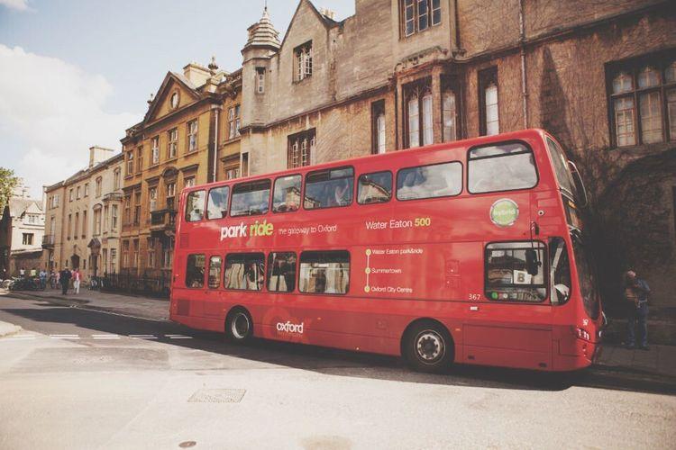 在英国拍到的巴士❤️ First Eyeem Photo