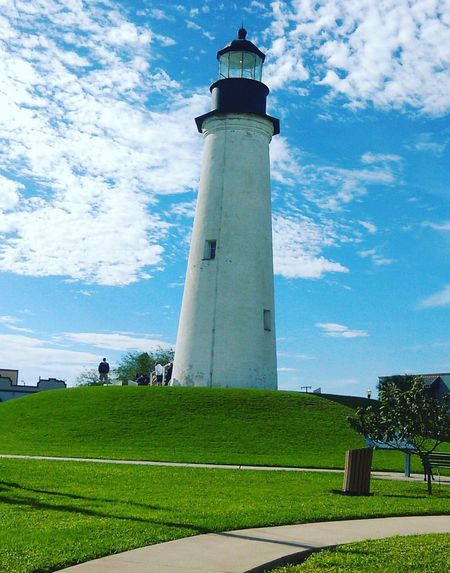 Lighthouse Nature Architecture