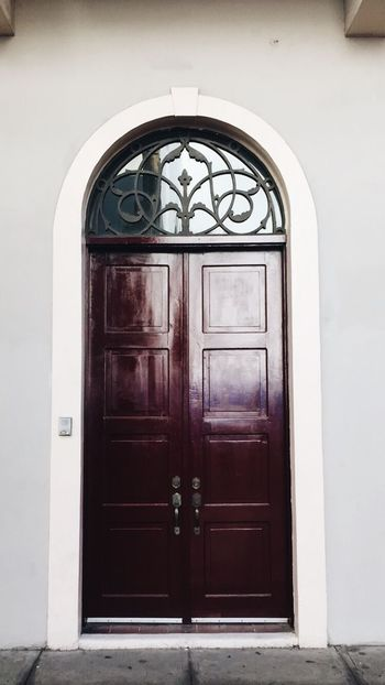 Colorful doors in Casco Viejo, Panama City, Panama. Casco Viejo Panama City Panamá Square Architecture Building Exterior Built Structure Burgundy Close-up Closed Day Door Doorway Entrance Entry IPhoneography Mobile Photography No People Outdoors Protection Safety Symmetry Travel Destinations Window Wooden