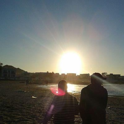 Idreamoftunisia InstagramTunisie Instagramtn InstaHamhama Hamhama HammamLif sunnyday sun beach