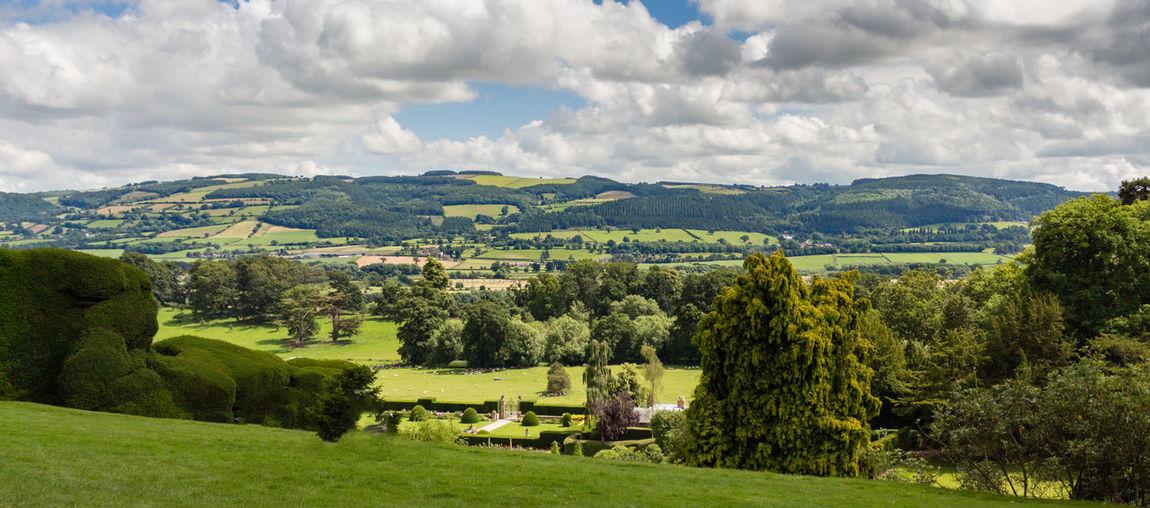 Landscape Environment Scenics - Nature Cloud - Sky Rural Scene Rolling Landscape Beauty In Nature Mountain