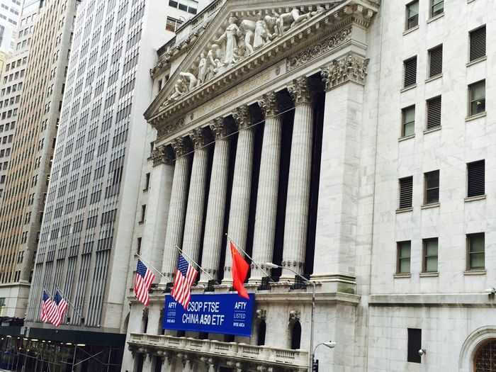 So proud of our national flag in NYSE!
