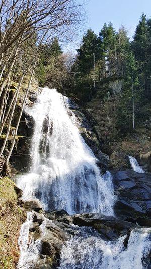 waterfall del