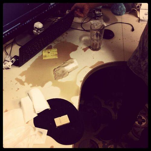 Ispill Coffespill Spill