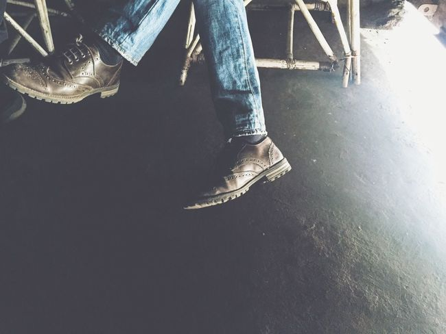 The hangout Nice Shoes IPhoneography Light And Shadow Taking Photos Mobilephotography EyeEm Best Shots Iphoneonly Shadows Here Belongs To Me VSCO Vscocam Things I Like Shadow Eye4photography  Fashion Style Simplicity Shoes Darkness And Light Fashion&love&beauty People