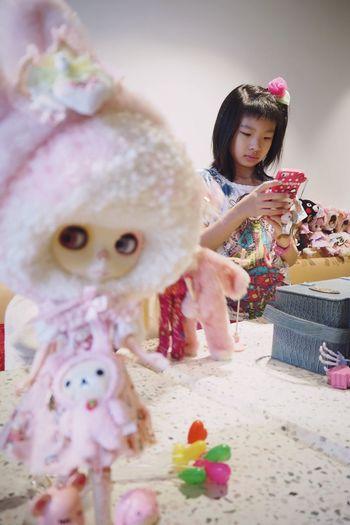 Pastel Power Blythe Doll Doll Hobby Blythe Girl