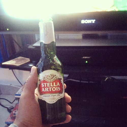 How Stellaartois got my groove back Nosuperbowlsundayatmyplace