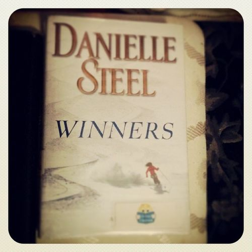 Winners DanielleSteele  haven't ReadInAWhile QuietNights