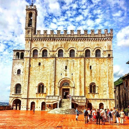 Castle Gubbio Italy Italia Italianadventure Travel LiveYourLife Tradition Remember
