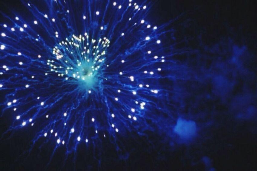 Fireworks Hello World Taking Photos