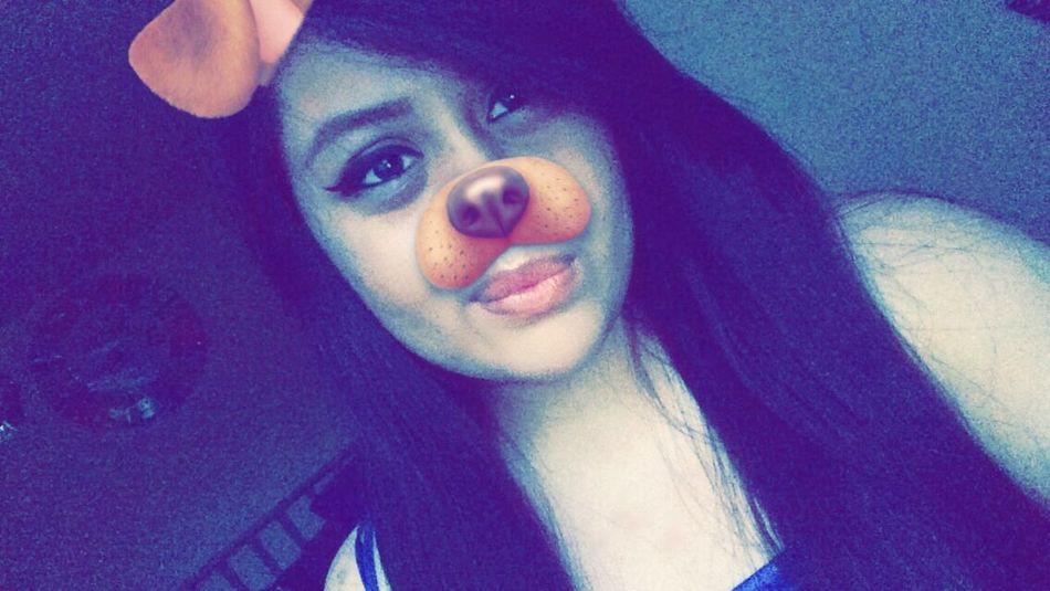 Snapchat me, I'm bored 😜 {mariaquevedo} Snapchat Selfie ✌ Snapchat Me Add Me On Snapchat Ask Me Kik Me :) Snap Me That Glow Kik Makeup Bored Followme Smile Love This Filter