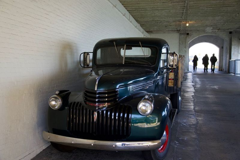 Antique Car Antique Truck Chevrolet Mode Of Transportation Motor Vehicle Retro Styled Truck