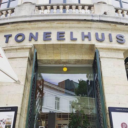 Anvers Antwerp Antwerpen Toneelhuis