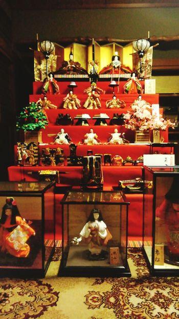Hinamaturi Ohinasama Japanese Dolls お雛様 お内裏様 雛人形 Japan Japanese Culture 我が家の大事なお雛様たち。