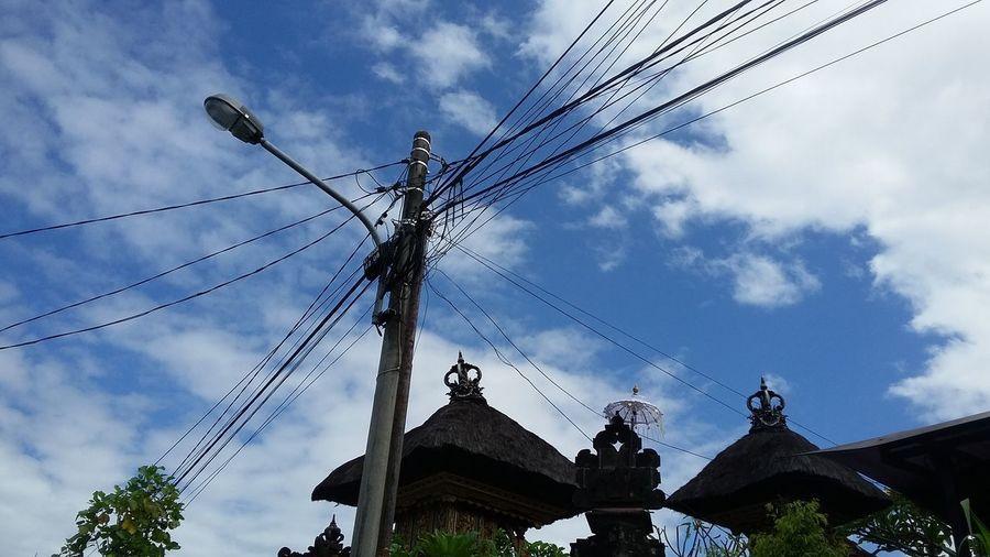 Bali eletricity